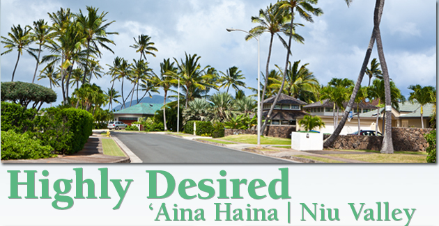 Highly Desired - Aina Haina | Niu Valley